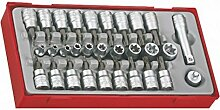 'tengtools tttx30–Glas-Set TX, TPX-, TX-E 1/10,2cm und 3/20,3cm 30-teilig