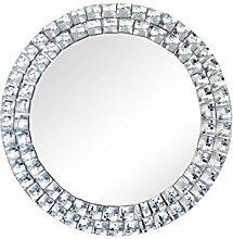 'Versailles' Dekorative rund Glas Spiegel–40cm Durchmesser