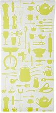 'Victoria Eggs Airfix London Küche Tapete Farbe Lime