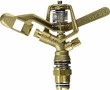 'Workshops Ramos Cerrato 003501Rasensprenger Außengewinde 3/4Messing, 18x 3x 15cm, gold