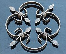 #553 NEU! Schmiedeeisen Ornament Gitter Fenstergitter Stahl Eisen geschmiede