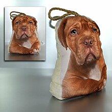 (843 Hund) Türstopper Türsack Türhalter Türkeil Türpuffer Türbremse Stoff Hund