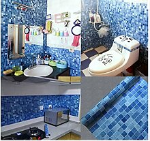 @ Ammwzl-Mosaic Aufkleber Badezimmer Fliesen