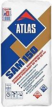 ® ATLAS SAM 150 - Ausgleichsmasse schnellbindender selbstnivellierender Untergrund 15 – 60 mm