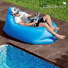 - Aufblasbarer Lounge-Sessel für den Outdoor-Bereich aus Nylon