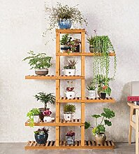&Ausstellungsstand Wooden Flower Racks 5 Tier