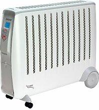 """""""Cadiz Eco"""" elektrischer Heizkörper von Dimplex, 2 kW, ohne Öl Mit elektronischer Klimaregelung 3 KW Thermosta"""