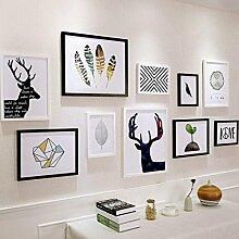 &Dekorative Wände Dekorative Bilderrahmen, 10
