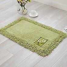 #Designer Teppich Rechteckige Bodenmatte Fußmatte