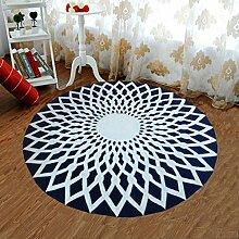 #Designer Teppich Stylish Round Teppich Wohnzimmer