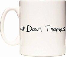 #Down Thomas Becher von WeDoMugs