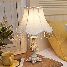 @ EDGE & - Europäische Palast Retro hochwertigen Harz Relief Kristall wulstige kreative home dekorative Lampe