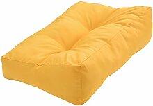 [en.casa] 1x Rückenkissen für Euro-Paletten-Sofa