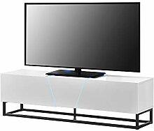 [en.casa] LED TV Board Fernsehtisch Kommode