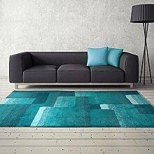&Europäischer Teppich Rechteckiger Teppich,