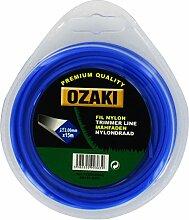 - Greenstar 3839 Schutzhülle Ozaki Nylonband, quadratisch, 15 m x 2 mm Durchmesser