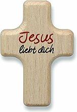 °°Handschmeichler Kreuz (Jesus liebt dich)
