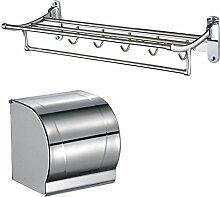 [Handtuchhalter]/Edelstahl Handtuchhalter/ Bad-Accessoires/Shelf Kit-B