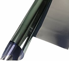 "[Hoho] grün Static Solar Tint Home Fenster Tint Sun Control Glas Film Tint, 60""x393"