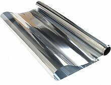 [Hoho] Silber Solar Tint UV Sun Kontrolle Fenster Glas Film 152,4cm X100f