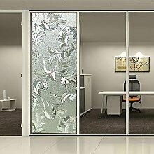 [Hoho] Statische Fensterfolie Deko Fenster Film kein Kleber 3D-Fensterfolie, 0.92mx1m