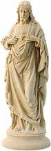 »Jesus Anima« Jesus Gartenskulptur aus Steinguss