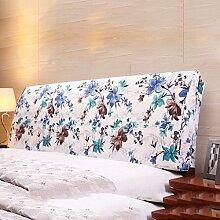 # KAIKAI @ - gekrümmte Nachttischkissen Doppelbett Bett weiche Tasche Rückenlehne Kissen Bett Abdeckung Abdeckung abnehmbar
