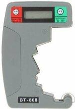 [Kostenlose Lieferung] 1.0 LCD Digital Akku Spannungsprüfer für R1 LR1 R03 LR03 1 X AAA // 1.0 LCD Digital Battery Voltage Tester For R1 LR1 R03 LR03 1 x AAA