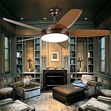 %Lampe LED-Deckenventilator, Restaurant-Ventilator