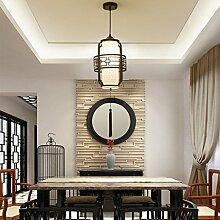 %Lampe Neue chinesischen Stil Kronleuchter