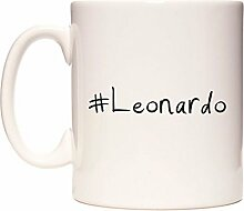 #Leonardo Becher von WeDoMugs