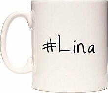 #Lina Becher von WeDoMugs