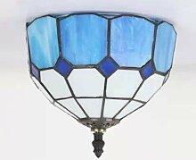 [Mittelmeer] Kexin Leuchtlampen Tiffany-Lampen Beleuchtung Balkon Veranda Lichter Den Schlafzimmer Deckenleuchten