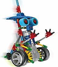 [ Motorial Alien Robot ] Robotic Building Set