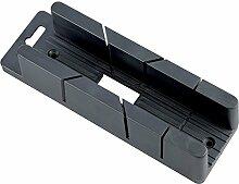 (Multi Pack) Draper xs17–48677Mini Mitre Box 200x 35x 50mm [3Stück]–Min 3Jahre Garantie