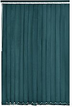 [neu.haus] Lamellenvorhang 180x180cm Türkis
