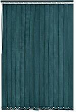 [neu.haus] Lamellenvorhang 250x120cm Türkis