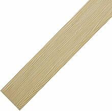 [neu.haus] Vinyl-Laminat (1m²) Selbstklebend (7 Dekor Dielen = 0,975 qm) Design Bodenbelag / gefühlsecht / strukturier