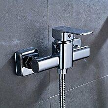 (nur Wasserhahn) Duschthermostat Brausethermostat Bad Mischbatterie Thermostat Brausearmatur