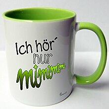 ★★Riesen Auswahl★★ Tasse Spruch Motive Fun Premium Geschenk Keramik, Original Sunnywall ® Geschenkidee (46 mimimimi)