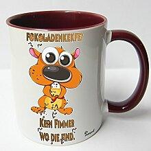 ★★Riesen Auswahl★★ Tasse Spruch Motive Fun Premium Geschenk Keramik, Original Sunnywall ® Geschenkidee (30 Fokoladenkekfe Kekse)