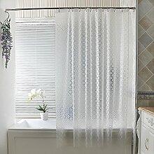 @Shower curtain-Duschvorhang Wasserdicht