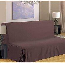 - Sofabezug für für BZ, taupe, 140 x 190 cm