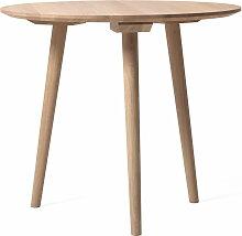 &Tradition - In Between Tisch SK3, Ø 90 cm, Eiche