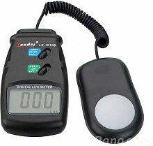[Versand kostenlos] LX1010B Professionelle Digitale LCD 50.000Lux Tester Belichtungsmesser//Professional LX1010B Digital LCD Light 50.000Lux Testen Meter