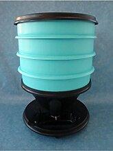 - Worms–Eco-Worms Kompostierer blau türkis
