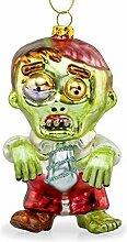 """""""Zac"""" der Zombie Deko-Hänger Halloween oder"""