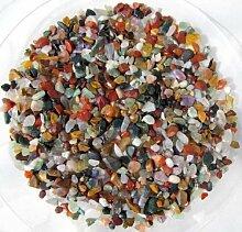 0.5 Kg Edelsteinmischung bis 9 mm aus Indien, mini (1 kg = 17,20 EUR