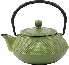 0,75 L Teekanne aus Gusseisen