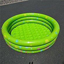 0,8/1/1,3/1,5M rundes aufblasbares Schwimmbecken,